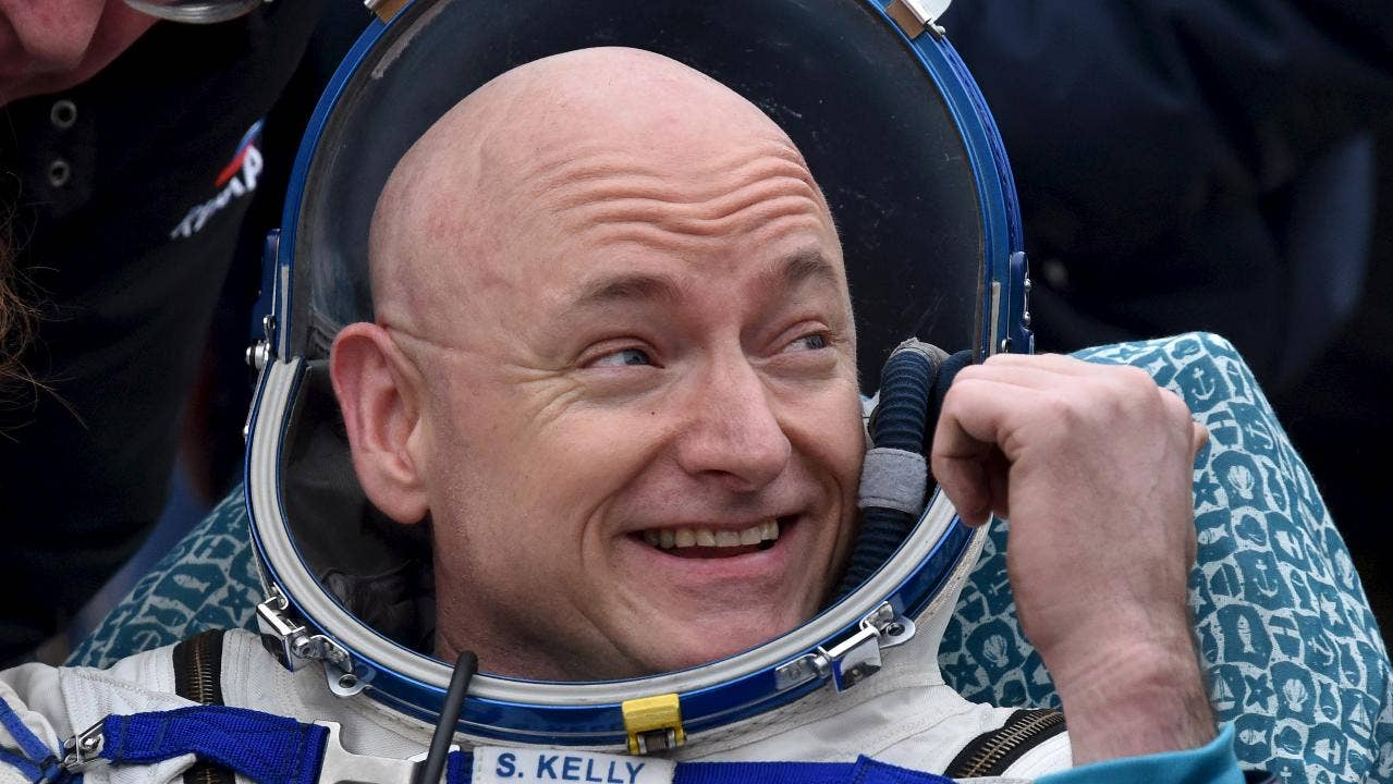 Astronaut Scott Kelly: My incredible year in space and the 'crazy ride' back to Earth