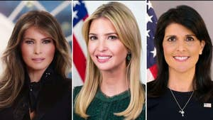 A closer look at the women in the White House on International Women's Day.