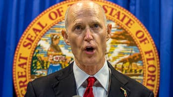 Florida legislature sends gun control bill to Governor Rick Scott.