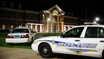 One killed, one in critical condition after fellow student opened fire at Huffman High School in Birmingham, Alabama.