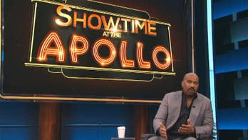 Host Steve Harvey reveals there are no shortcuts to winning over the audience at the famed venue.