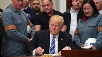 Trump trade tariffs will hurt America's economy