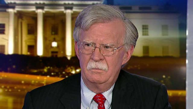 Bolton: My view of America's greatest threat