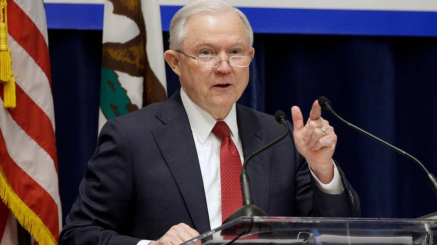 Justice Department sues sanctuary state over immigration laws; analysis from the 'Special Report' All-Star panel.