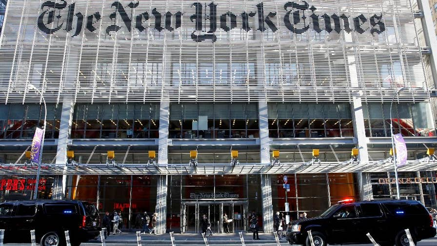 In an attempt to calculate a hypothetical family's tax liability under President Trump's new tax reform, the New York Times miscalculated the returns and had to issue a retraction.