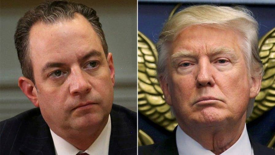 Republican congressman from Louisiana says there's 'nothing unlawful' with President Trump asking former chief of staff Reince Priebus and White House counsel Don McGahn about the testimony they gave to Special Counsel Robert Mueller.