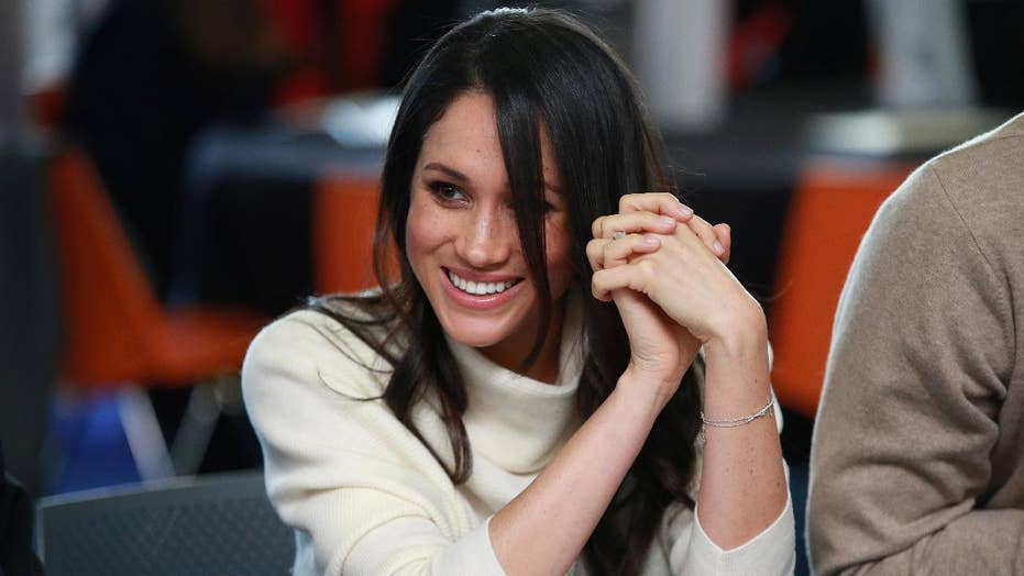 Meghan Markle gets baptized and confirmed in secret ceremony