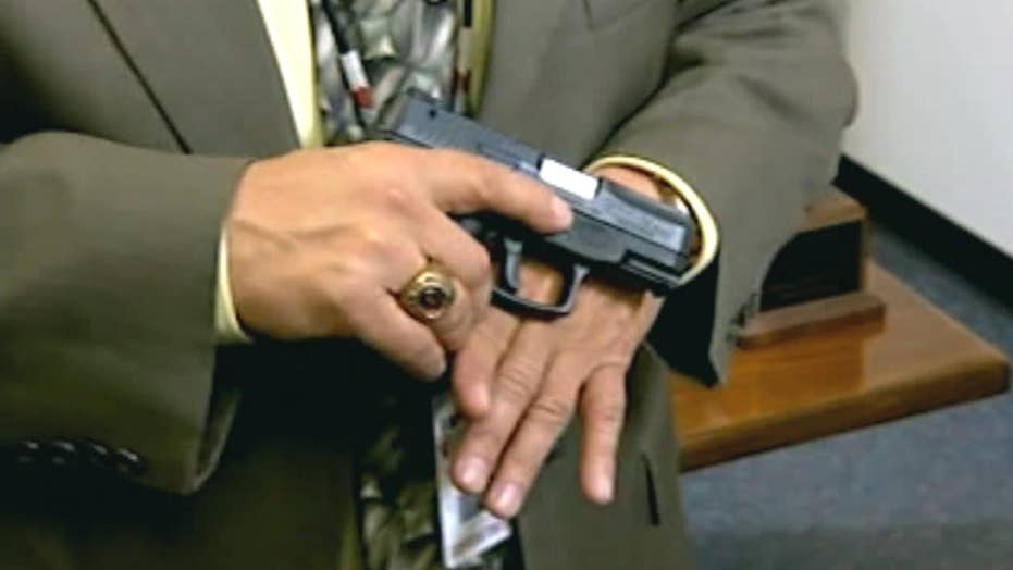 Washington school district already arming administrators