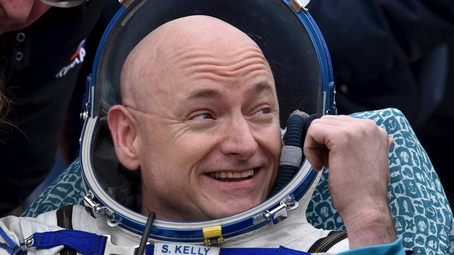 Astronaut Scott Kelly reveals the main obstacle for future Mars trips