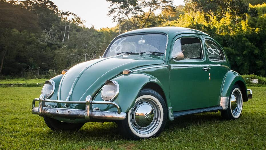 Volkswagen to end Beetle line of cars