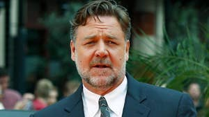 Top Talkers: With his divorce nearly finalized, Russell Crowe is auctioning of items from his movie memorabilia collection.