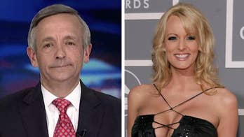 Stormy Daniels allegations test evangelical Trump supporters; Juan Williams and Pastor Robert Jeffress weighs in on 'The Story.'
