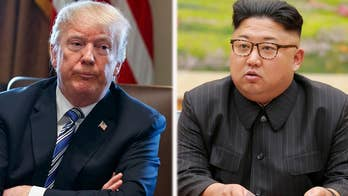 President Trump has accepted an invitation by North Korean dictator Kim Jong Un to meet face-to-face, in efforts to get rogue nation to de-nuclearize. #Tucker