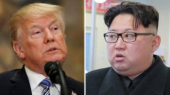 President Trump: Great progress being made, but sanctions will remain for now. Greg Palkot has reaction from the experts.