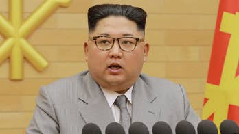 The Pentagon has been planning non-stop for possible military options to force Kim Jong Un to abandon his nuclear ambition; national security correspondent Jennifer Griffin reports.