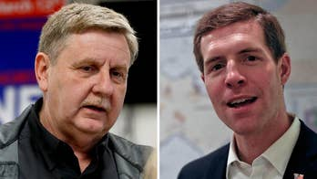 Polls show Republican Rick Saccone and Democrat Conor Lamb are nearly neck and neck in a special election seen as a bellwether for the 2018 midterms.