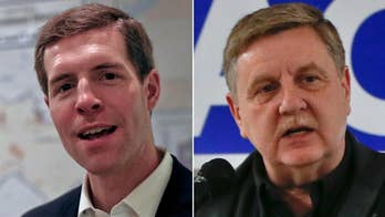 The Pennsylvania special election candidates fight for the coal miner and union worker vote.
