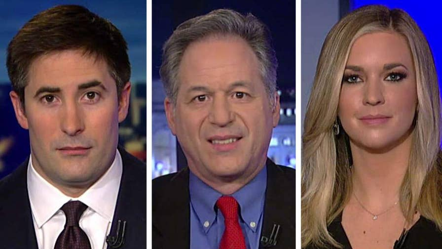 'Special Report' All-Star panel debates the economic impact of President Trump's trade agenda.