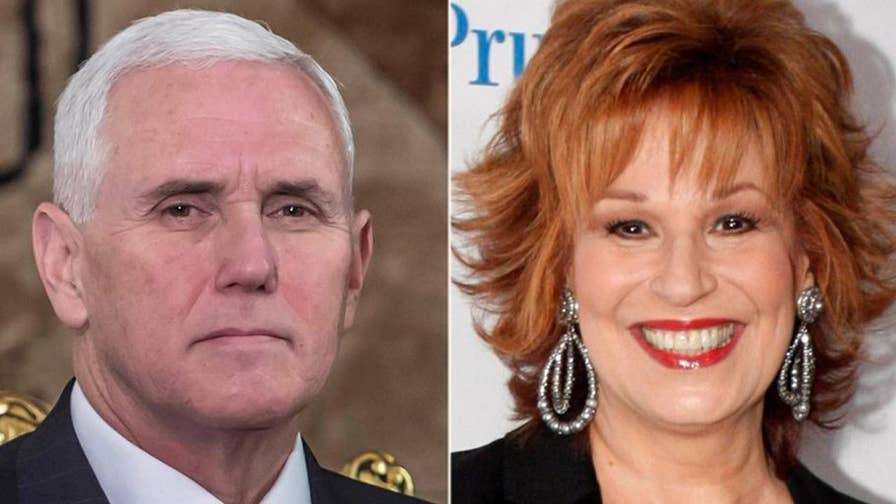 Joy Behar apologized to Mike Pence for mocking his faith, but the vice president didn't get what he really wanted, a public apology to the 'millions of Christians' who watch 'The View' and took offense.