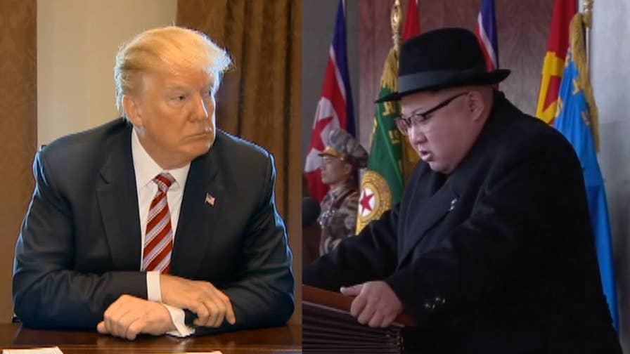 The latest on the potentially historic meeting between Donald Trump and Kim Jong Un. It would mark the first time in Kim Jong Un's reign that he will have ever met with a United States leader.