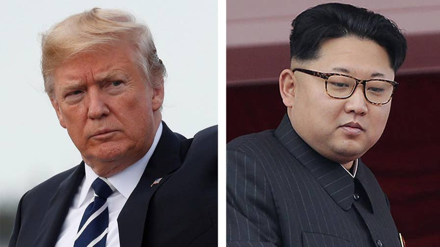 President Trump agrees to historic meeting with North Korean leader; reaction and analysis on 'The Five.'