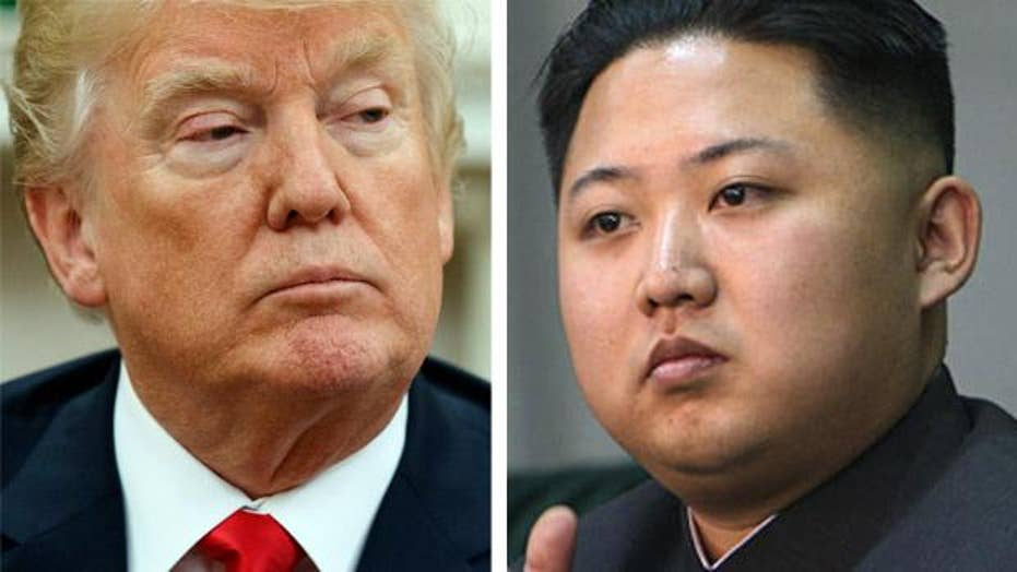 What will President Trump and Kim Jong Un discuss?