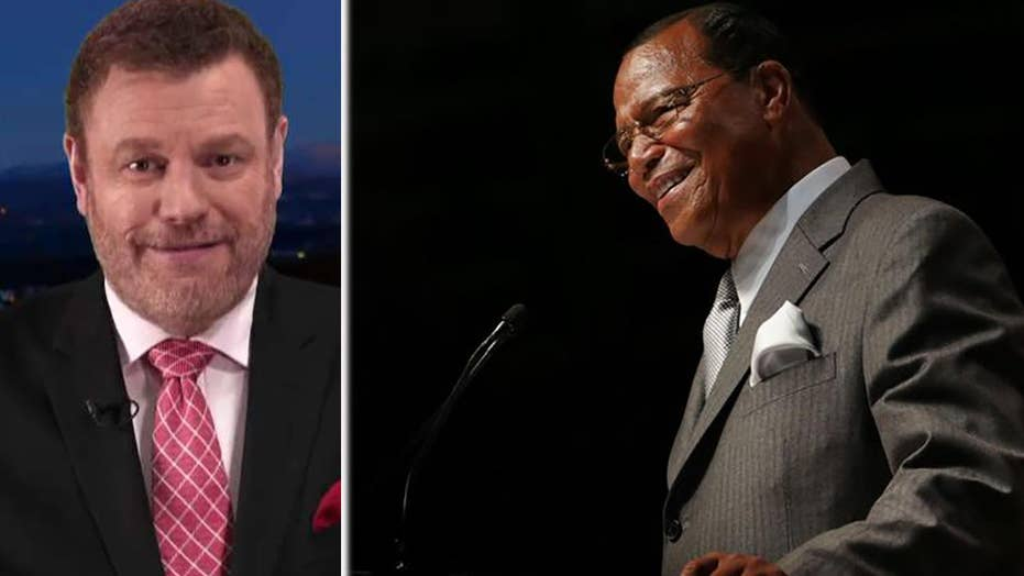 Why don't the media care about Dems' ties to Farrakhan?