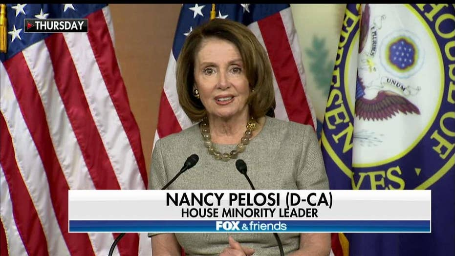 Nancy Pelosi Changes Her Tune on Tax Cut 'Crumbs