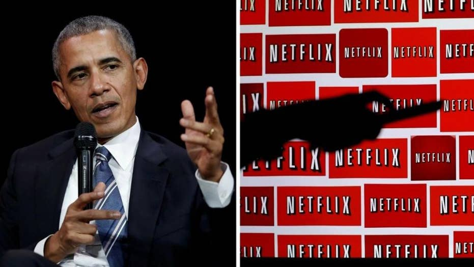 Barack Obama in talks with Netflix to furnish shows