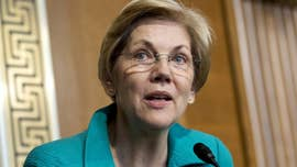 The Massachusetts Democrat has long claimed to be of American Indian descent, but when she was asked on Sunday if she'd take a DNA test to prove her heritage, she balked -- big time.