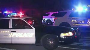 Officers had a standoff with suspect barricaded inside home.