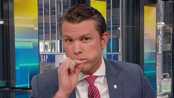 Senator Elizabeth Warren has been asked to take a DNA test; Pete Hegseth demonstrates what these tests entail with help from MyHeritage.
