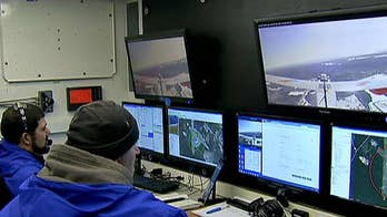 Verizon is developing flying cell sites to deliver cellular service to areas hit by major storms; Bryan Llenas shares the details.