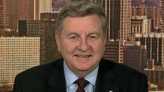 GOP candidate Saccone on special election, Trump's support