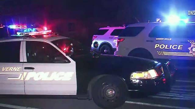 One officer killed, one injured in California shooting