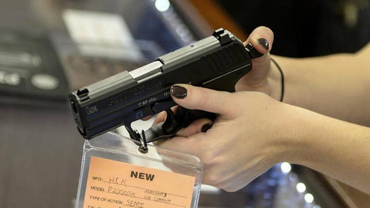 Gun ownership is required by law in one Georgia town