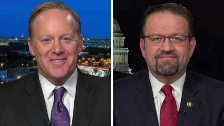 Mainstream media ignores accomplishments of the Trump administration; Sean Spicer and Dr. Sebastian Gorka weigh in on 'Hannity.'