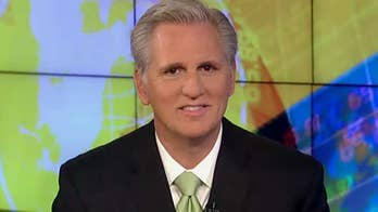 House majority leader says he believes there is a need for a second special counsel and discusses school safety legislation on 'Sunday Morning Futures.'