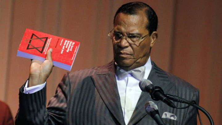 Why aren't more Democrats condemning Louis Farrakhan?