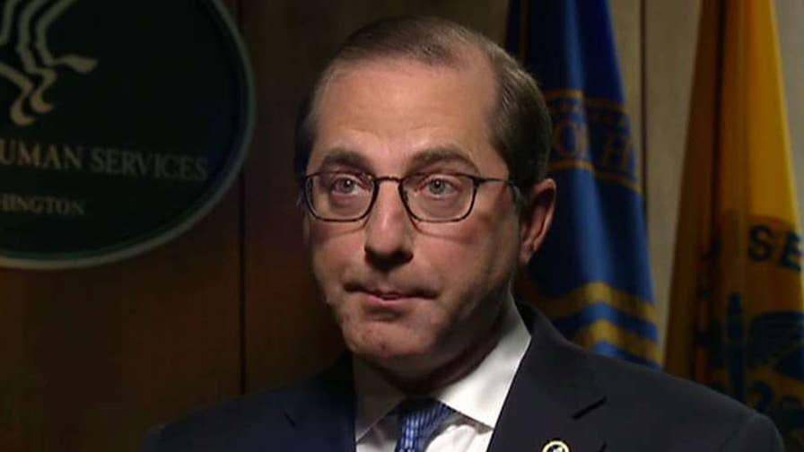 Dr. Marc Siegel sat down with the new Health and Human Service Secretary Alex Azar.