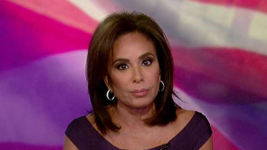 Judge Jeanine: Genius is rarely recognized in the moment