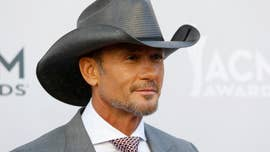 "Country music star Tim McGraw joked he is ""hydrating"" days after he collapsed from dehydration during a concert in Ireland."