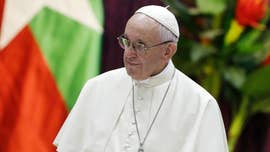 Pope Francis reportedly told a gay man from Chile who was visiting the Vatican that God made him that way and loves him the way he is.
