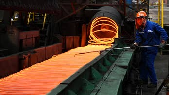 'The Next Revolution' panel discusses the domestic and international effects of the Trump administration's new steel and aluminum import tariffs.