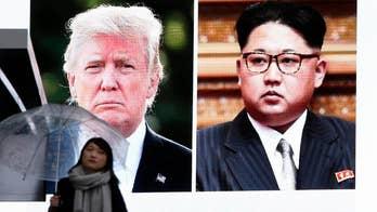 Trump administration prepares for the North Korea summit.