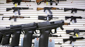 President backs away from age restrictions for rifle purchases; reaction and analysis from A.B. Stoddard, associate editor and columnist at Real Clear Politics.