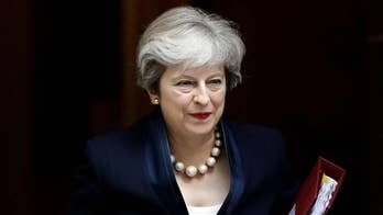 Prime Minister Theresa May says it is highly likely that Russia is responsible for poisoning a former spy with military-grade nerve agent in southwestern England; Rich Edson reports from the State Department.