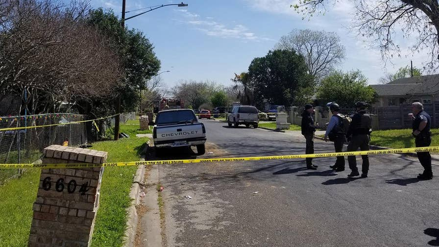 Investigators believe a package bomb that killed a teenager and wounded a woman in Austin on Monday is linked to a similar bombing that killed a man elsewhere in the city this month.