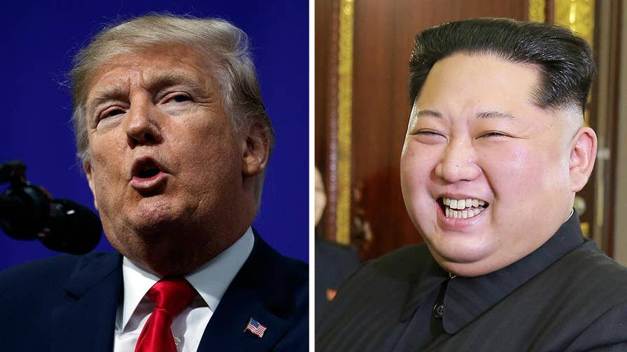 Former CIA analyst and author Fred Fleitz reveals why Trump's tough rhetoric has finally led Kim Jung Un to agree to a meeting with the U.S. president.