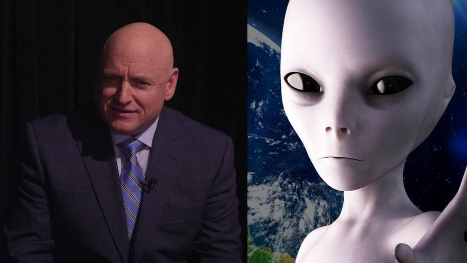 Astronaut Scott Kelly answers: Are aliens real?
